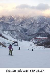 Hakuba Cortina Ski Resort/Nagano,Japan