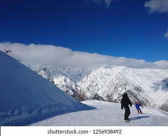 Hakuba Happo One Ski Resort