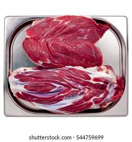 Halal Raw Beef Shin