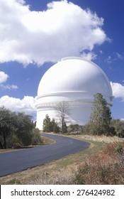 Hale Observatory at Mount Palomar, CA