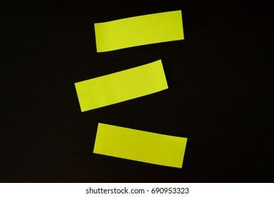 Half Cut Sticky Notes