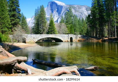 Half Dome Bridge