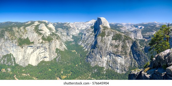 Half Dome in Yosemite Park, USA