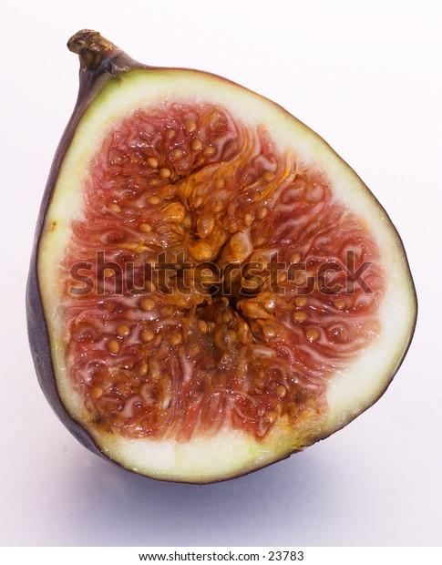 Half a fig.