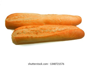 half French baguette