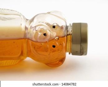 Half Full Honey Bear Tipped