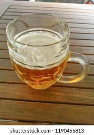 Half a litre of Beer