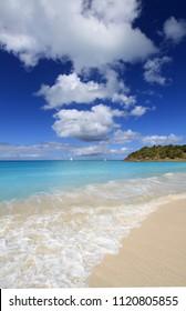 Half Moon Bay, Antigua, Caribbean