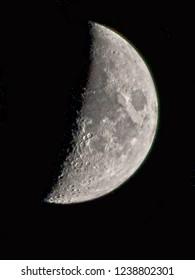 Half Moon in Milan