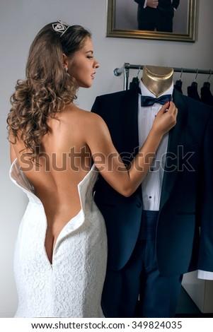 Beautiful naked wedding girl final