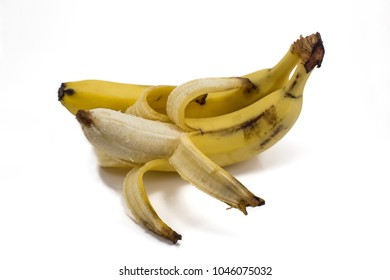 2149312333e38 Half Banana Peeled Images, Stock Photos & Vectors | Shutterstock
