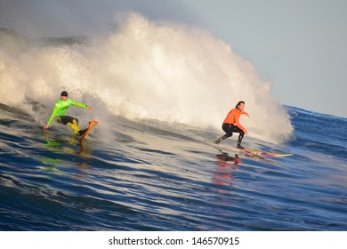 Mavericks Surf Images, Stock Photos & Vectors | Shutterstock