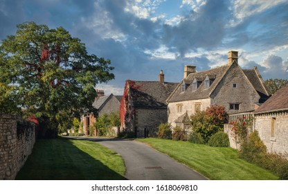 Halford near Shipston on Stour, Warwickshire, England