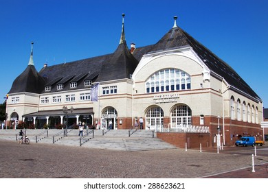 Hall of Westerland Sylt