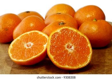 Hallabong citrus spharocarpa