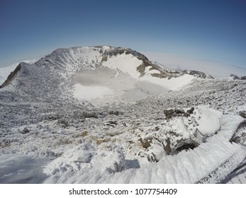 Hallasan Mountain, Jeju island, Korea