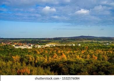 Halle (Saale) in Saxony Anhalt, Germany
