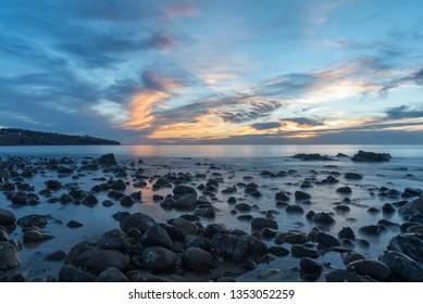 Hallett Cove Sunset, Adelaide, Australia