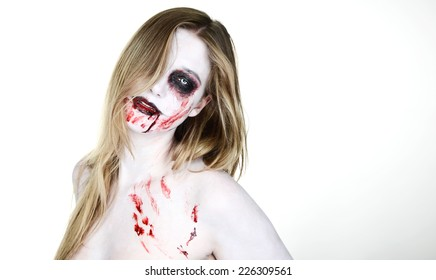 Halloween Blood Make-Up