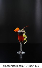 Halloween Drink,Design Bat carrot on Top have to Fresh