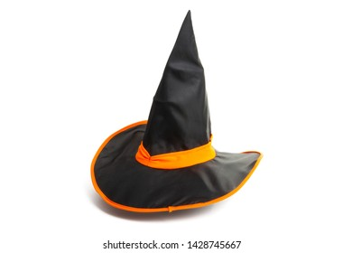 halloween hat isolated on white background