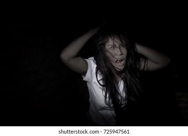 halloween horor ghost