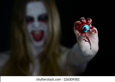 Halloween Make-Up