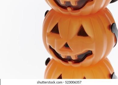Halloween objects
