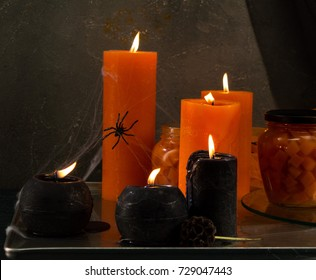 Halloween, a pumpkin holiday, a holiday of ghosts, a meal for Halloween