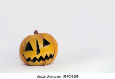 Halloween pumpkin toy