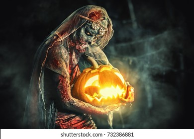 Weird Halloween Stock Photos 5