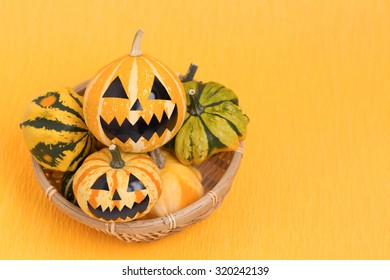 Halloween toy pumpkin