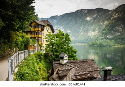 Hallstatt. Austria.