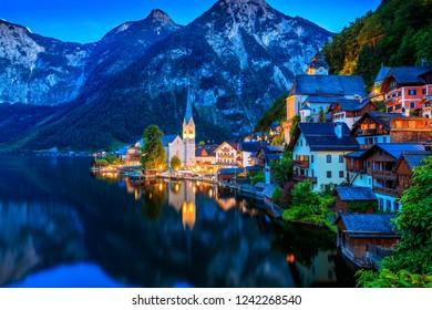 Hallstatt Fairytale Lake