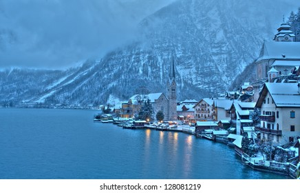 Hallstatt, the pearl of Austria