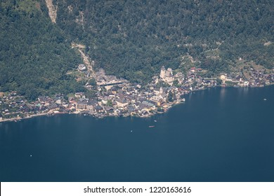 Hallstatt is a small town in the in the district of Gmunden, in the Austria