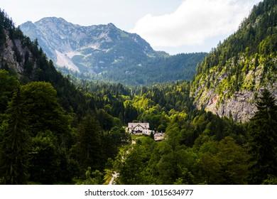 Hallstatt view from Top