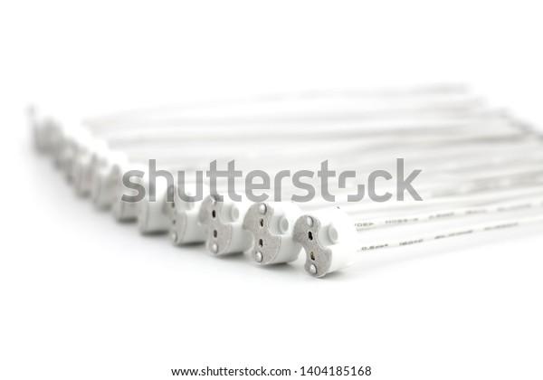 Halogen Holder G4 Socket G4 Stock Photo Edit Now 1404185168