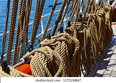 Halyards and ropes