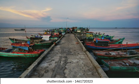 Ham Ninh fishing village in Phu Quoc island, Vietnam