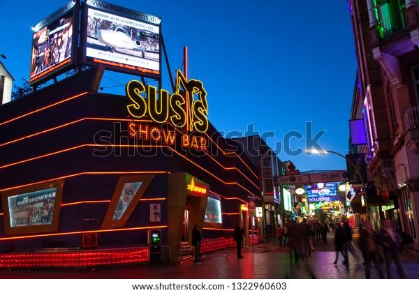 sex show hamburg