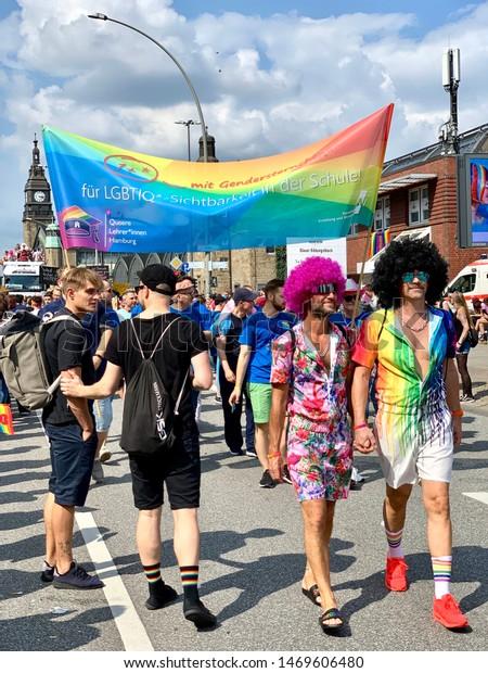 Hamburg gay pride List of