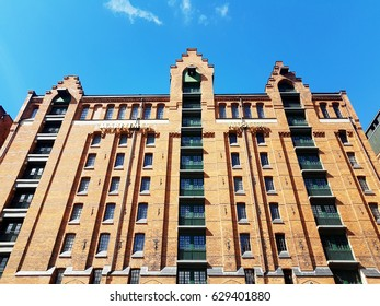 Hamburg Germany Europe Port Buildings near Harbor city fantastic skyr tanslation Hafencity ist Harborcity and Speicherstadt is Storagecity