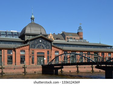 Hamburg, Germany,  hall