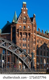 Hamburg, Germany. The Warehouse District (German: Speicherstadt). The largest warehouse district in the world is located in the port of Hamburg within the HafenCity quarter.