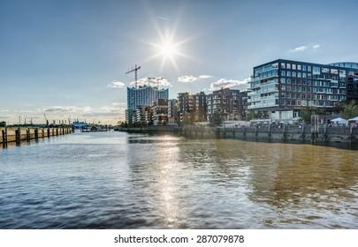 Hamburg Hafencity HDR