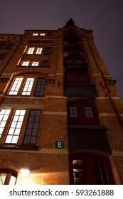 Hamburg, Harbor City, Dawn