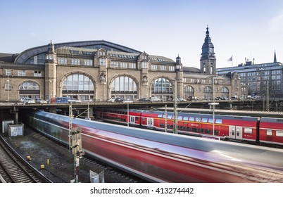 Hamburg Main Station