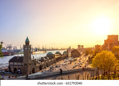 Hamburg, St Pauli