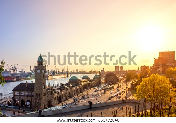 Hamburg, St. Pauli